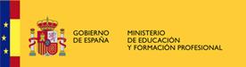 logo Ministerio de Educación / FP - ecodriver