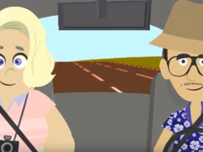 recomendaciones desplazamientos verano - ecodriver