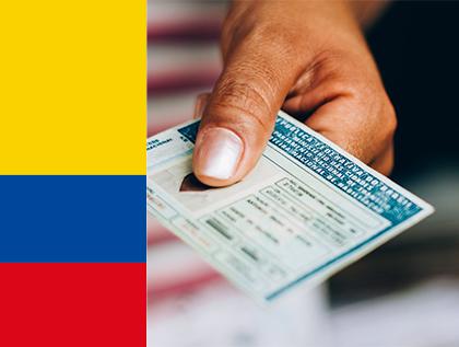 como canjear tu carnet de conducir colombiano en españa - ecodriver