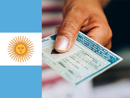 como canjear tu carnet de conducir argentino en españa - ecodriver