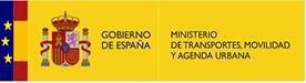 logo ministerio transportes, movilidad y agenda urbana - ecodriver