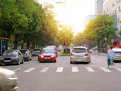 Cómo conducir por ciudad - Ecodriver