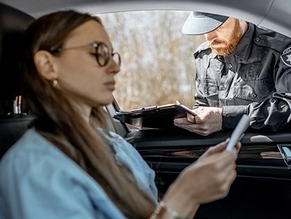 cual es la multa por conducir sin carnet de conducir - ecodriver
