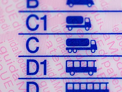 Tipos de carnets de Conducir - Ecodriver