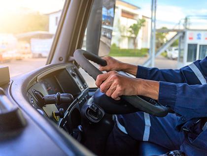 Sacarse el carnet de camión - Ecodriver